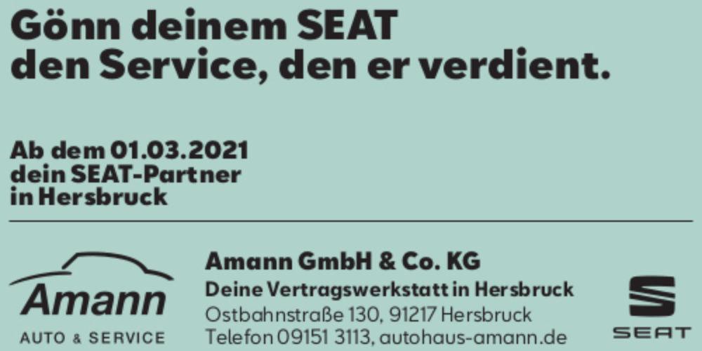 Seat- und Cupra-Vertrags- <br/>werkstatt ab 01.03.2021